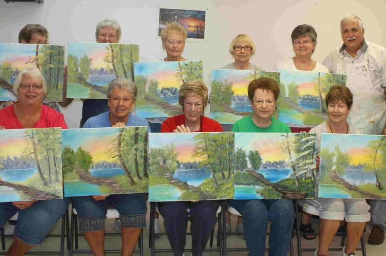 Larry S Oil Painting Classes